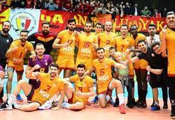 Galatasaray HDI Sigorta-İstanbul Büyükşehir Belediyespor: 3-2