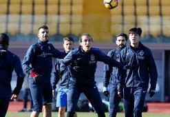 Trabzonspor ikinci yarıya hazır