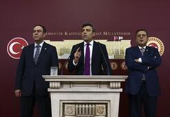 'Kıbrıs, Türkiye için kırmızı çizgidir
