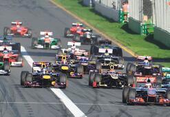 Formula 1 Asya'da halka açılıyor...