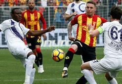 Göztepe 3 - 3 Osmanlıspor