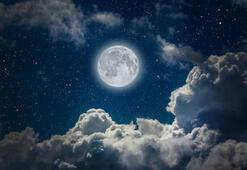 Dünyanın uydusu Ay kaç yaşında olabilir
