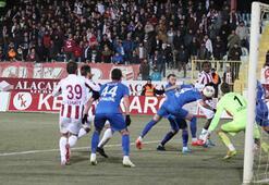 Elazığspor - Karabükspor: 2-1