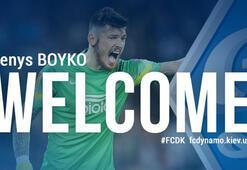 Boyko, resmen Dinamo Kievde
