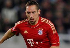 Franck Ribery için şok karar