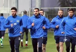 Akhisar Belediyespor Karabükspor maçı hazırlıklarını tamamladı