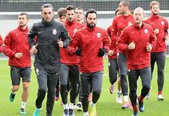 Galatasarayın Konyaspor maçı kadrosu...