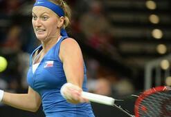 Kvitova geri dönüyor