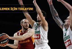 Galatasaray Odeabank-Zalgiris Kaunas: 87-79