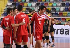 Türkiye ilk maçında Karadağı 3-0 yendi