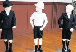 Japonya'da Armani üniforma tartışması