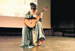 'Klasik gitarın imparatoriçesi'  İstanbul'da
