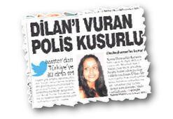 Ombudsman Ömeroğlu'ndan 'Dilan' haberine itiraz
