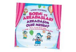 Forum Bornova'da 'Arkadaşlık Zamanı'