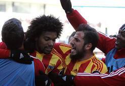 Kayserispor-Akhisar Belediyespor: 3-2