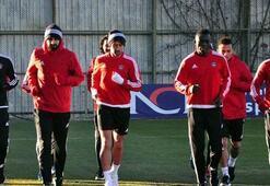 Gaziantepsporda Adanaspor maçı hazırlıkları