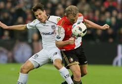 Dirk Kuyt yine boş geçmedi: 1-1