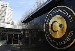 Türkiyeden ABDye sert yanıt Ciddiye almak mümkün değildir