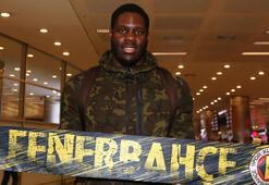 Fenerbahçenin yeni transferi Bennett İstanbula geldi