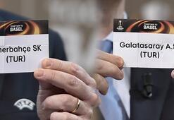 UEFA kura çekiminde Fenerbahçe ve Galatasarayın rakipleri belli oldu