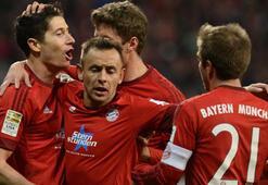 Bundesligada, Ingolstadı mağlup eden Bayern Münih liderliğini sürdürdü
