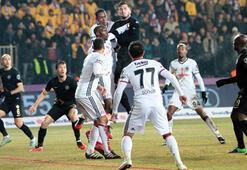 Osmanlıspor - Beşiktaş maçında kritik zafer (İşte maç özeti)