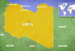 Son dakika... Libyada camide patlama