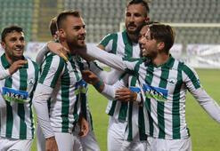 Giresunspor-Büyükşehir Gaziantepspor: 2-1