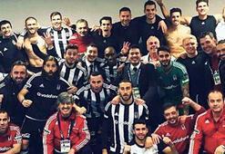 Beşiktaş büyüyü bozdu