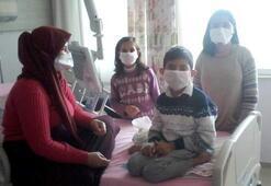 Kızlarının nakil olduğuna sevinen aile, diğer iki çocuğunda çıkan hastalıkla yıkıldı