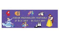 Çocuk Müzikalleri Festivali Leyla Gencer'de Başlıyor