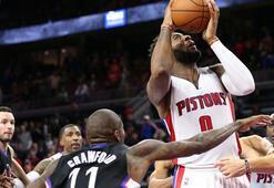 Ersanlı Pistons uzatmada Clippersa boyun eğdi