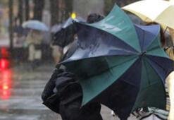Şemsiyeleri hazırlayın Yağmur geliyor