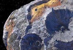 Dünyanın gözü bu meteorda Sebebi altın...