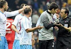 Trabzonspordan Çakıra büyük tepki
