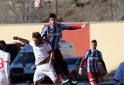 Gümüşhanespor-Trabzonspor: 0-0