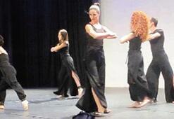 Modern dans büyüledi