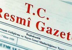 Bakanlıklara ait atama kararları Resmi Gazetede yayımlandı