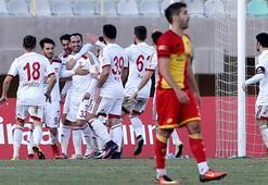 Göztepe - Sivasspor: 0-2