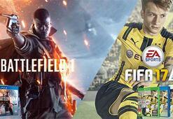 FIFA 17 ve Battlefield 1 indirimi başladı