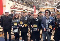 Milli fırkateyn TCG İstanbul'a ilk kaynak