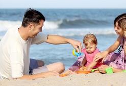 Bebeğinizle mükemmel bir tatil geçirmenin püf noktaları