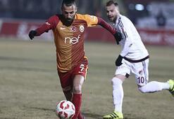 Galatasarayda Karabükspor maçının kadrosu belli oldu