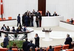 HDPnin önerisi reddedildi