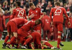 Bayern Münih - Darmstadt: 1-0