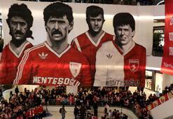Samsunspor 28 yıl önceyi andı