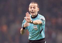 Cüneyt Çakır da EURO 2016da