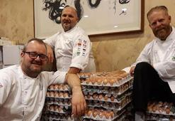 Norveç takımı yanlışlıkla 15 bin yumurta sipariş etti