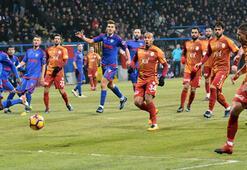 Kardemir Karabükspor Galatasaray: 2-1 (İşte maçın özeti)