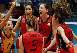 Vestel Venus Sultanlar Ligi   - Galatasaray: 0 -  VakıfBank: 3